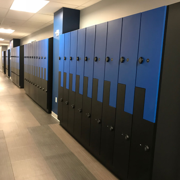 HPL Lockers For Private Schools