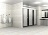 Brikley Toilet Cubicles System