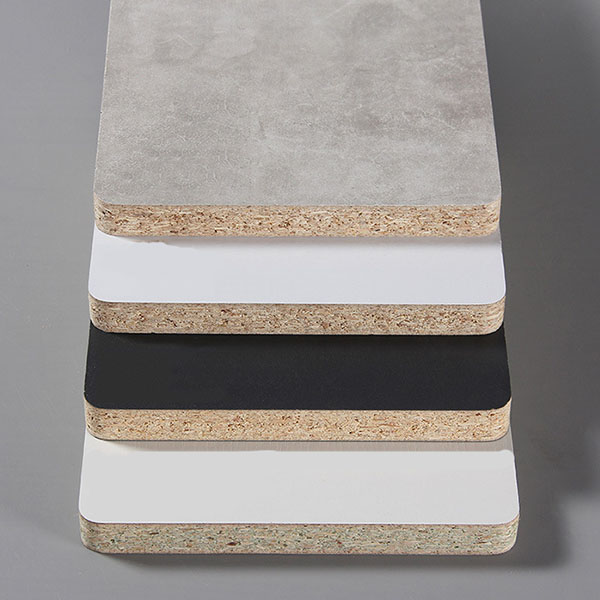 Cold-pressed Particleboard