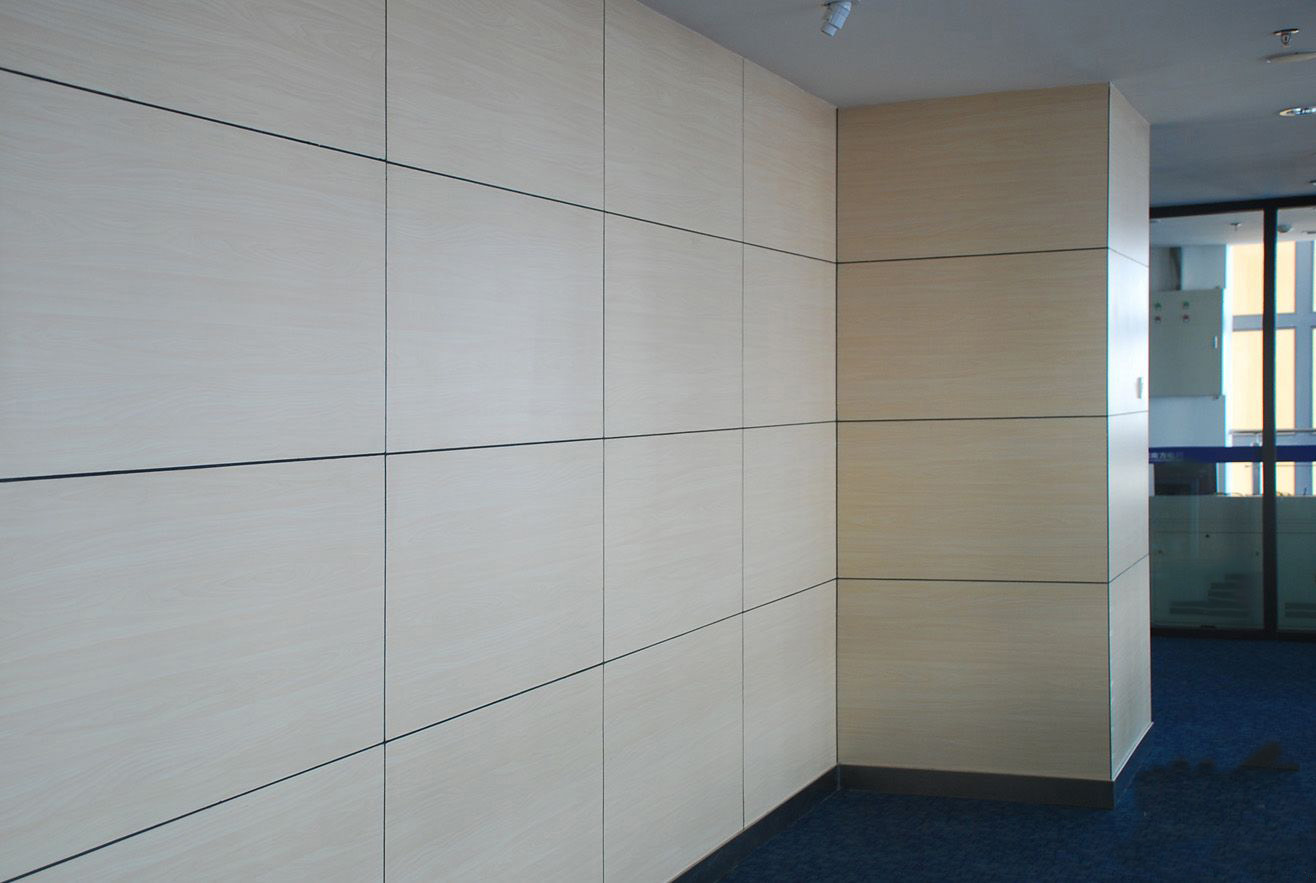 Hospital HPL Wall Cladding